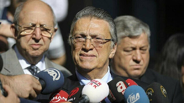 Former Turkish PM Mesut Yılmaz