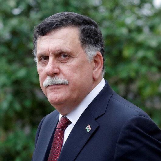السراج يبحث مع المبعوثة الأممية الحل السياسي لأزمة ليبيا