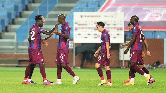 Trabzonspor'da kötü gidiş sürüyor 3-1'den 3-4'e