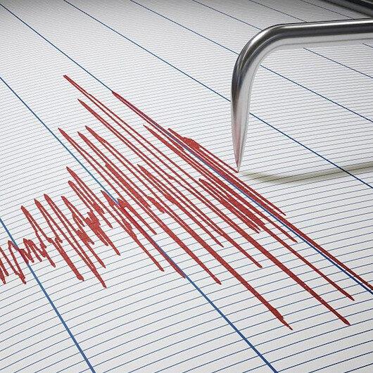 İzmir açıklarında yeni bir deprem daha meydana geldi