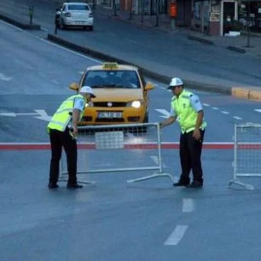 İstanbullular yarın bu yollara dikkat: Trafiğe kapatılacak