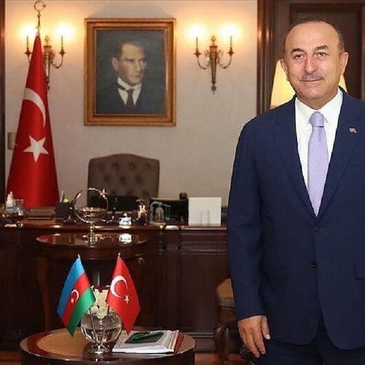 وزير خارجية أذربيجان يعزي نظيره التركي في ضحايا الزلزال
