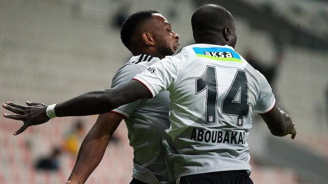 Beşiktaş, Malatyaspor karşısında tek golle kazandı