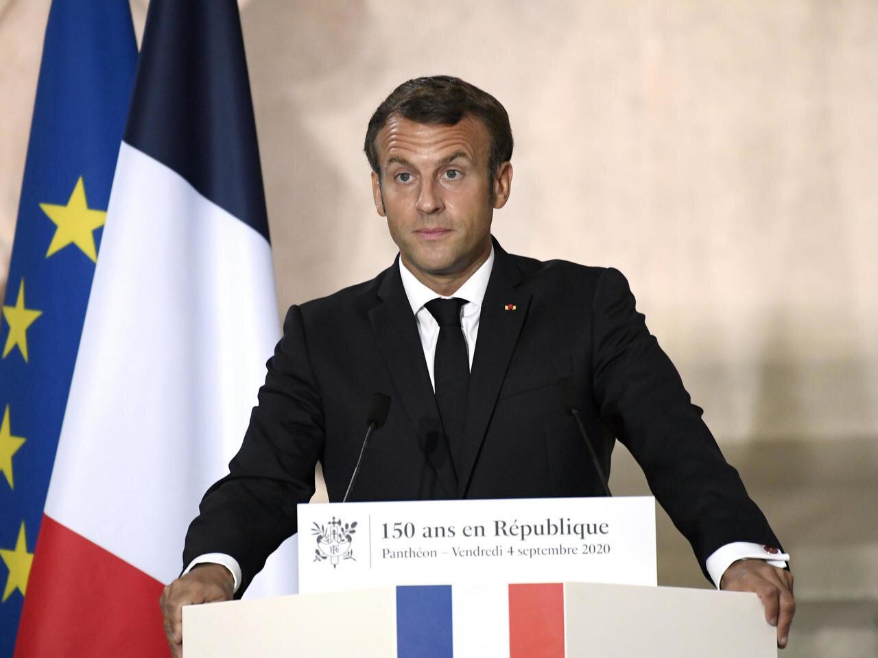Macron, çizilen her karikatürü kişisel olarak desteklemediğini ancak karikatür çizme hakkının korunması gerektiğini aktardı.