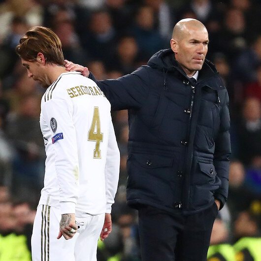 Zidane confident Ramos will extend Real Madrid stay