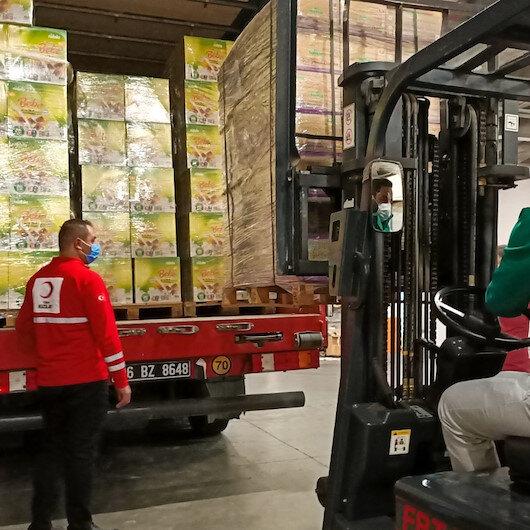 İzmir depreminin ardından Azerbaycan halkının da yardımına koştu