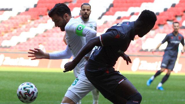 Türkiye Kupası'nda sürpriz: Samsunspor'u elediler