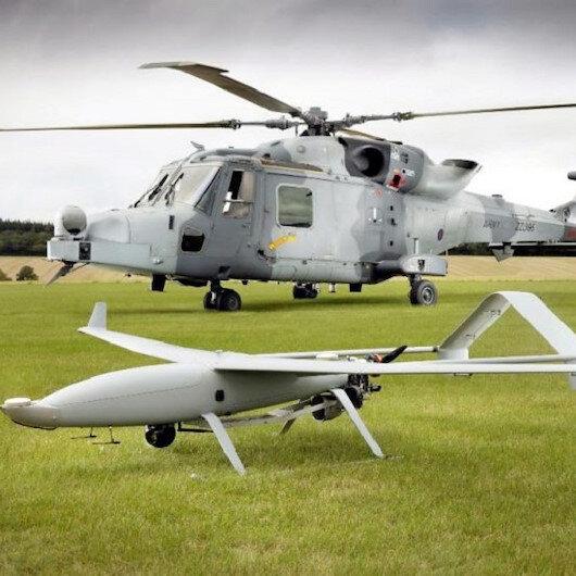 Helikopter pilotlarının kontrol edeceği İHA tasarlıyorlar