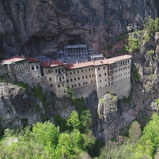 Sümela Manastırı tekrar ziyarete kapatıldı