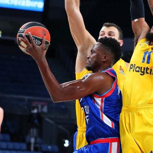 Anadolu Efes' Beaubois becomes week's MVP in EuroLeague