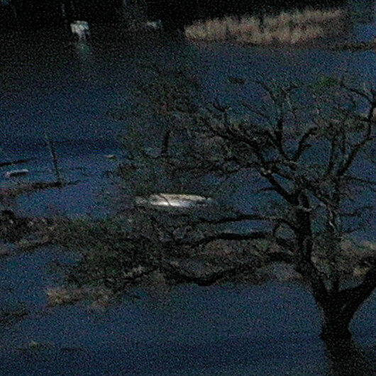 Environmental disasters across globe in October 2020