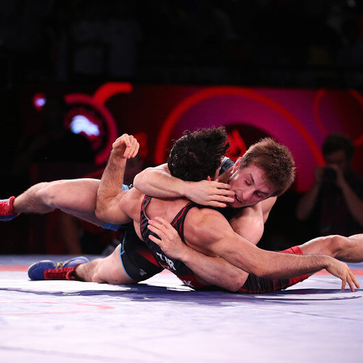 Turkey crowned champions of Zagreb wrestling tournament