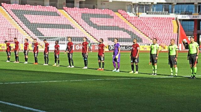 Eskişehirspor 9 haftada sadece 4 gol atabildi