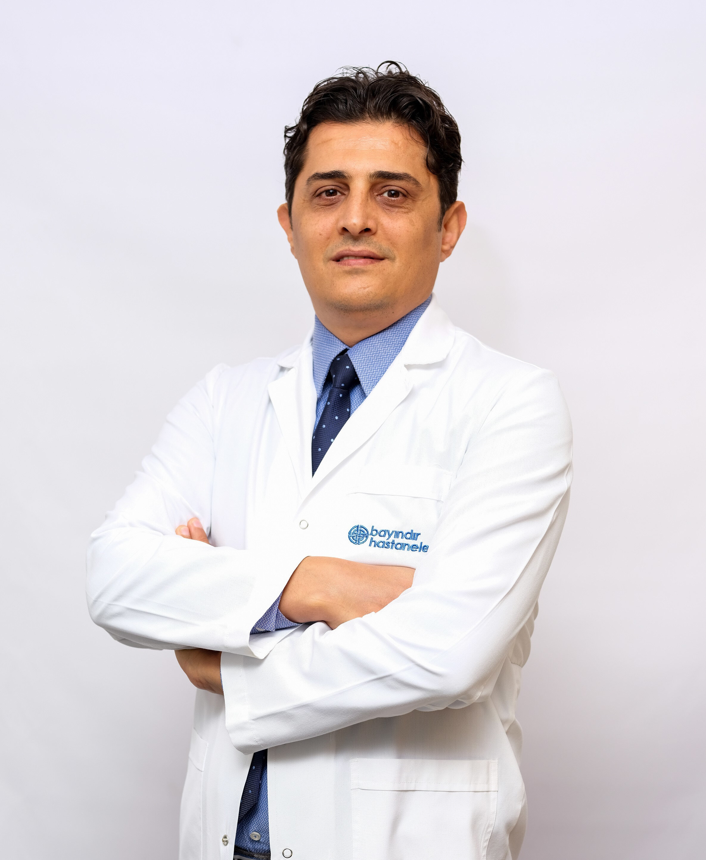 Uzm. Dr. Muharrem Tokmak