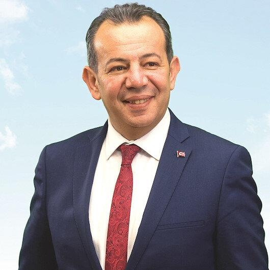 CHP'li başkan Bolu'ya hakaret etti