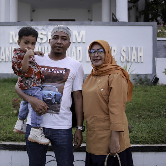 """أسرة إندونيسية تطلق على مولودها اسم """"أردوغان"""""""