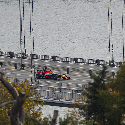 F1: World's first intercontinental pit-stop in Istanbul