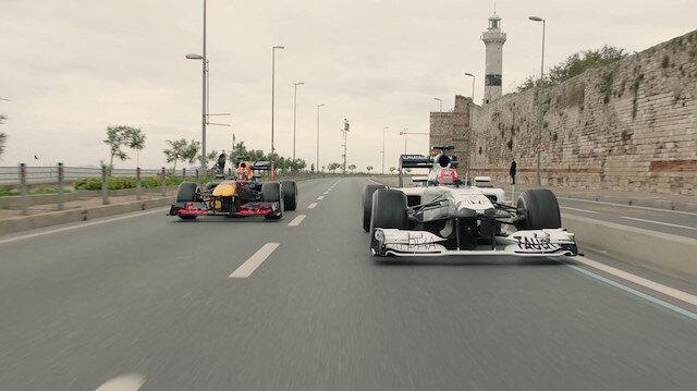 Borsa İstanbul'da 'gong' Formula 1 için çaldı