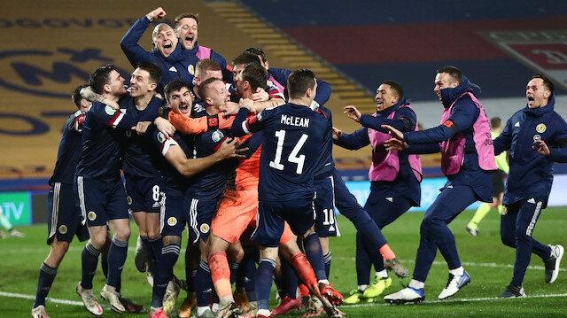 EURO 2020 biletini kaptılar: 23 yılık hasret sona erdi