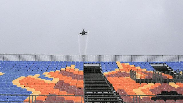 Formula 1'de heyecanlandıran sürpriz: SoloTürk selamlama uçuşu yaptı