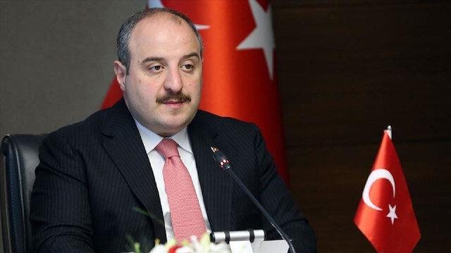 وزير الصناعة التركي: نهدف لتحقيق الريادة في المجالات التقنية