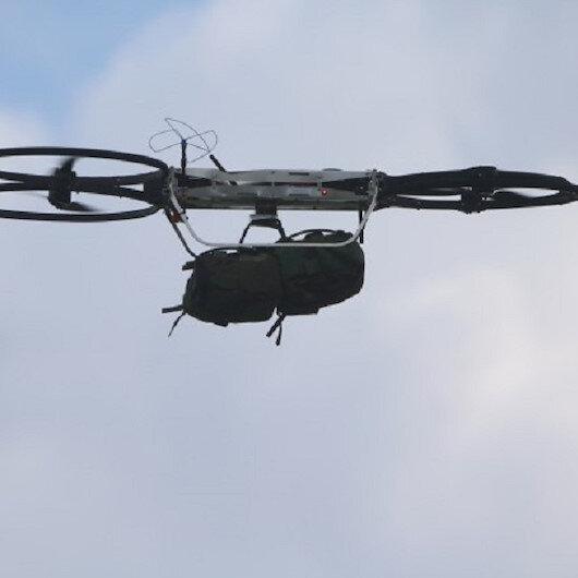 Drone piyasası 100 milyar dolara doğru yol alıyor