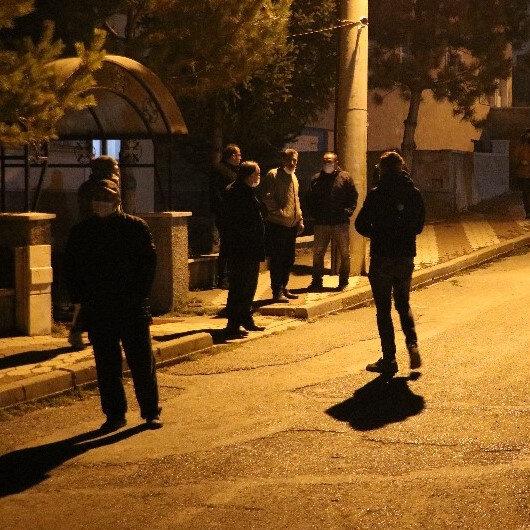 Sivas'ta bomba paniği: Polis taksiyle kaçan iki şüpheliyi arıyor