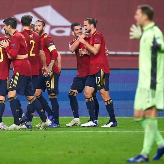قدم.. إسبانيا تتأهل لنصف نهائي أمم أوروبا بفوز كبير على ألمانيا