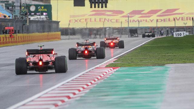 İstanbul Park'taki yarış büyük heyecana sahne olmuştu.