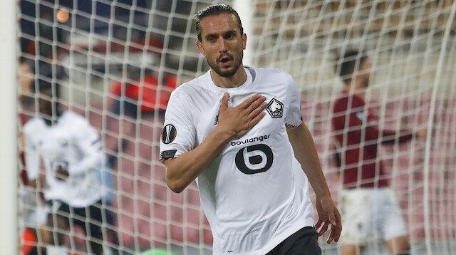 Yusuf Yazıcı, bu sezon takımıyla çıktığı 12 maçta 7 gol atarken, 1 de asist yaptı.