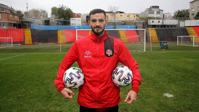 Bu sezon Süper Lig'de 4 ez fileleri havalandıran Sabo, takımının en golcü oyuncusu konumunda.