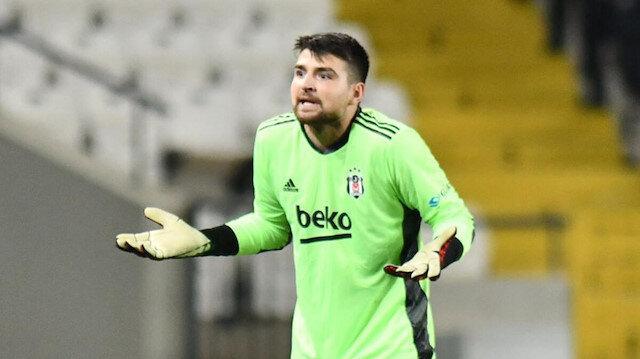 Gaziantep FK maçında kırmızı kart görmüştü.
