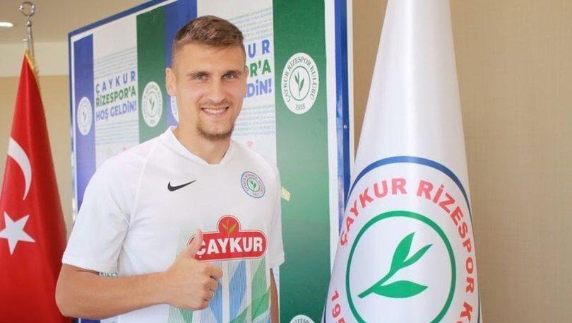 Emir Dilaver'in Rizespor'la 2023 yılına kadar sözleşmesi bulunuyor.