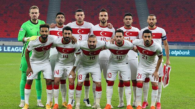 Macaristan maçı 11'imiz
