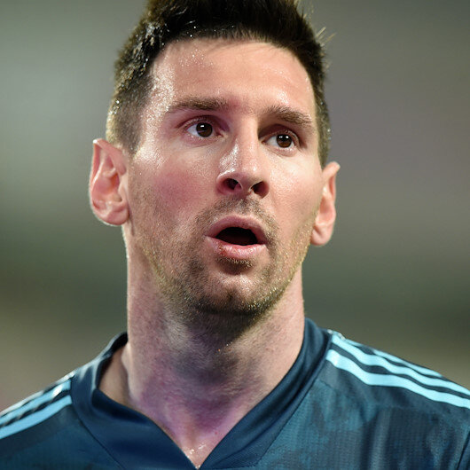 Messi says I'm tired of being blamed for everything at Barcelona