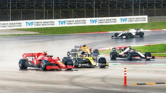 Yarışın önümüzdeki senelerde de Türkiye'de yapılması için görüşmelere başlandı.