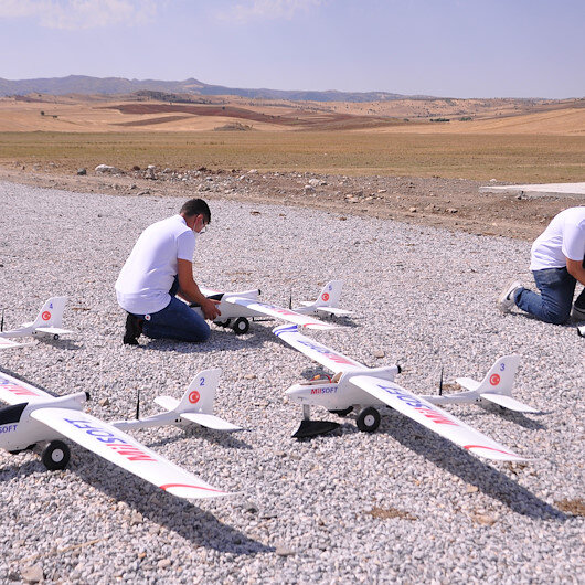 Turkish firm to roll out Al support for herd UAVs