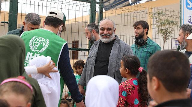 """الإغاثة التركية تنظم """"فعالية ضخمة"""" لمساعدة محتاجي سوريا"""