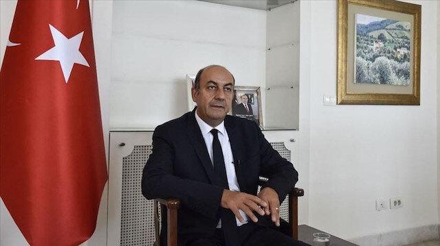 """سفير أنقرة ببيروت: نتابع """"عن كثب"""" توقيف مظلي تركي بلبنان"""