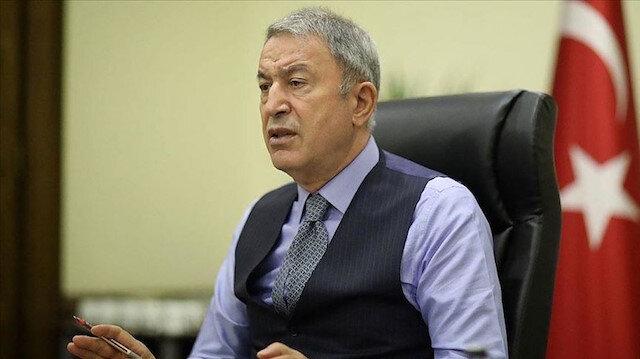 أكار: القوات التركية تستعد للذهاب إلى أذربيجان
