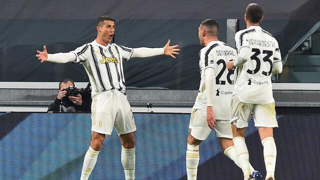Merih-Ronaldo <br>iş birliği