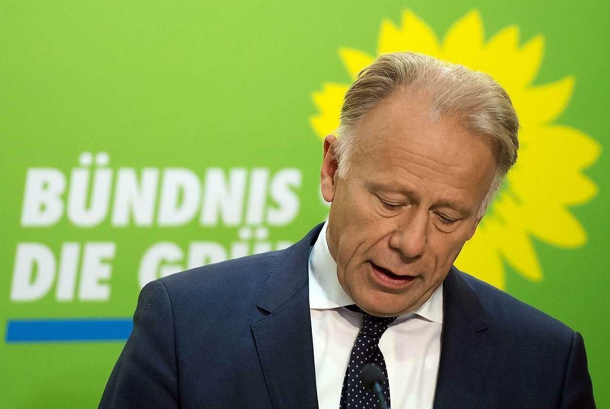 Alman Milletvekili Jürgen Trittin