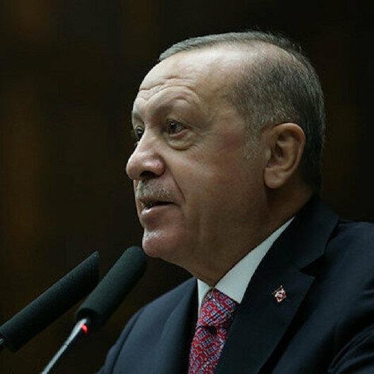 الرئيس أردوغان يدعو لوحدة إسلامية اقتصادية وسياسية