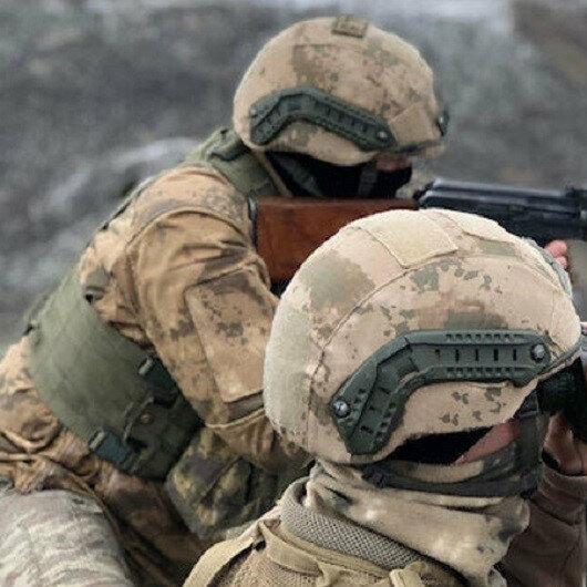 Turkish forces seize PKK weapons in northern Iraq
