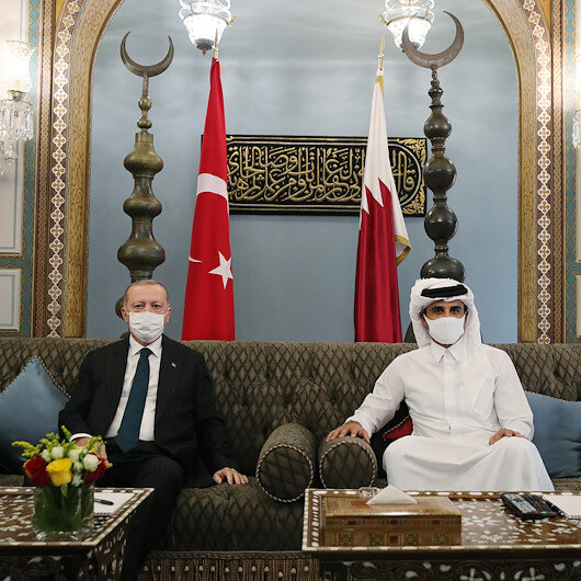 Turkey, Qatar to hold 6th strategic committee Thursday