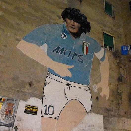Diego Maradona: left-wing political champion
