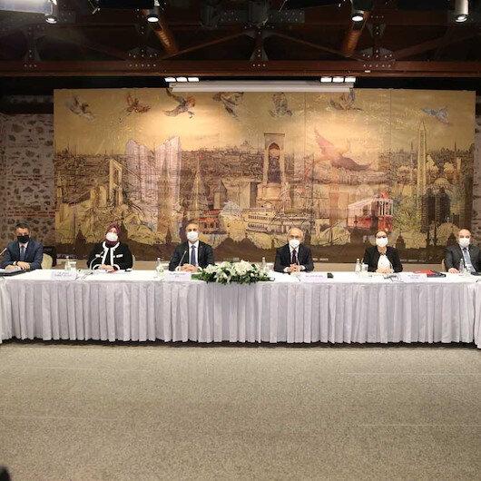 لبحث الإصلاحات.. وزير المالية التركي يلتقي ممثلي عالم الأعمال