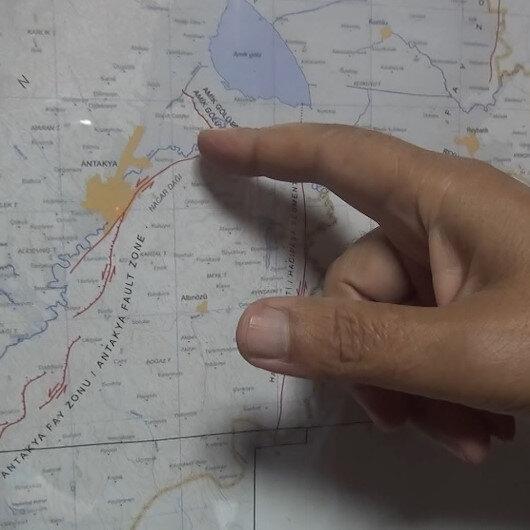 Hatay'da deprem paniği: Fay kırılırsa tsunami oluşabilir