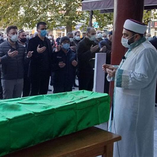 Rize Belediye Başkan Yardımcısı Kemal Genç'in acı günü