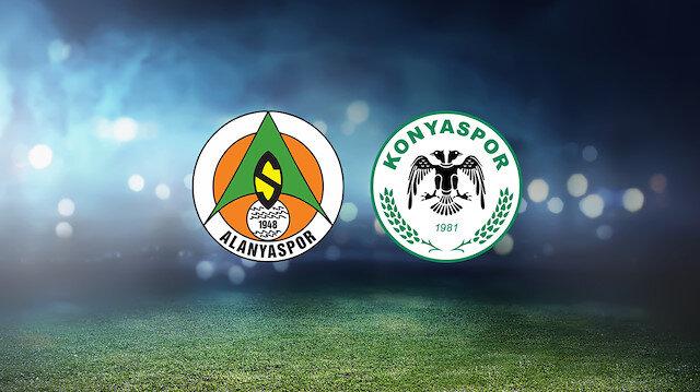 Alanyaspor-Konyaspor